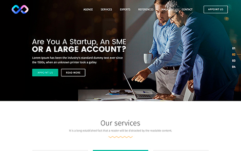 Grato Business HTML Template